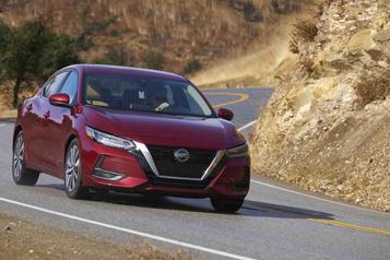 Nissan Sentra: conjuguer le passé au présent