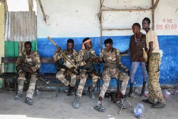 Somalie Des zones de Mogadiscio sous contrôle de miliciens pro-opposition)