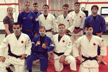 Judo: branle-bas de combat en Alberta)