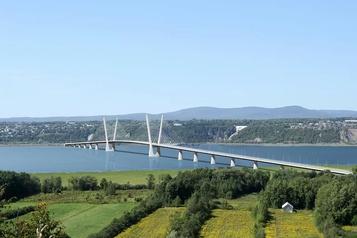 Un pont «signature» pour l'île d'Orléans)