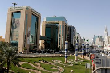 Arabie: dernières touches au nouveau quartier financier de Ryad)