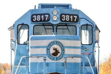 Le Canadien Pacifique rachète l'ancienne  Montreal, Maine and Atlantic Railway