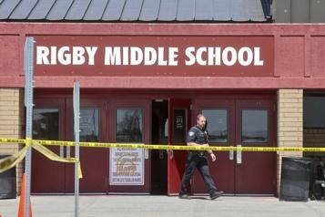 Idaho Une élève de 6eannée ouvre le feu dans son école et fait trois blessés)
