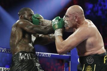 Le 3e combat entre Fury et Wilder serait remis)
