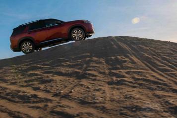 Banc d'essai Nissan Pathfinder2022: une refonte savamment orchestrée)