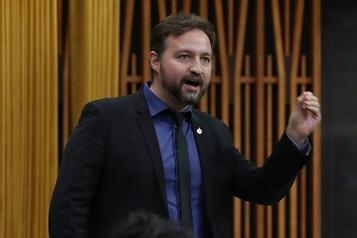 Un comité étudie l'accord Canada-Royaume-Uni sans son texte  «C'est le théâtre de l'absurde», dénonce le Bloc québécois)