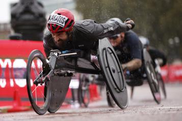 Grand Prix de para-athlétisme de Nottwil Une domination en or signée Brent Lakatos)