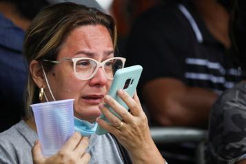 Au Brésil, l'angoisse des médecins de Manaus face au nouveau variant)