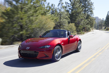 Mazda songe à électrifier sa prochaine MX-5