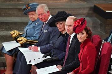 Entrevue-choc d'Harry et Meghan La famille royale célébrera le Commonwealth le jour de la diffusion)