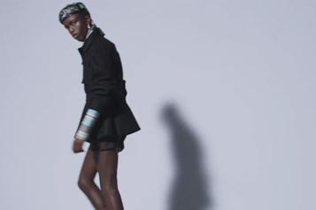 Dior célèbre Amoako Boafo et «l'identité noire»)