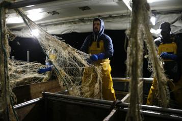 Le conflit des pêcheries refait surface entre Paris et Londres)