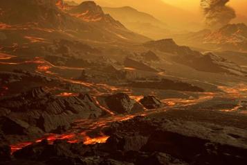 Découverte d'une planète clé dans la quête de vie au-delà du système solaire)