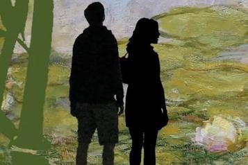 Imagine Monet à Arsenal art contemporain en décembre)