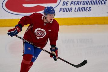 Canadien: Otto Leskinen commencera la prochaine saison en Finlande)