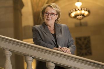 MBA Pauline Marois: des outils pour atteindre le sommet )