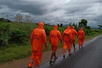 Inde Un cyclone force l'évacuation de milliers de personnes)