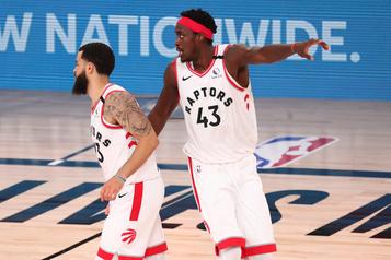 NBA Les Raptors amorceront leur saison contre les Pelicans)