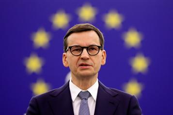 État de droit Bruxelles promet d'agir contre Varsovie qui dénonce un «chantage»