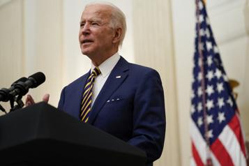 COVID-19 aux États-Unis Joe Biden estime que la pandémie fera plus de 600000morts dans le pays)