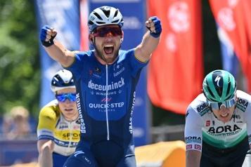 Mark Cavendish fera un retour au Tour de France)