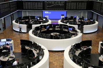 Les Bourses européennes prudentes avant la Fed et les résultats)
