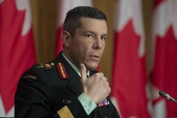 Départ soudain Le major-général Dany Fortin «pris par surprise» par l'«allégation» )