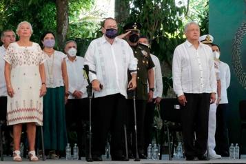 Le Mexique demande pardon aux Mayas)