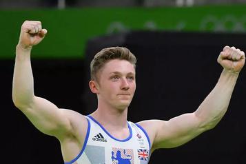 Les gymnastes britanniques «traités comme de la viande», dénonce Nile Wilson)