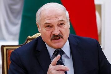La Biélorussie dénonce les sanctions occidentales «destructrices»)
