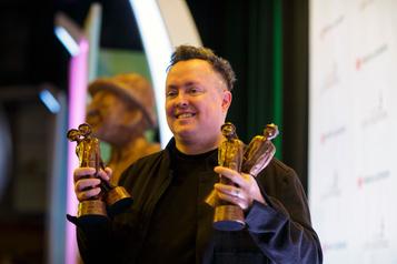 Gala Les Olivier: le triomphe de Mike Ward