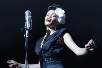 The United States vs. Billie Holiday Andra Day dans la légende ★★★½)
