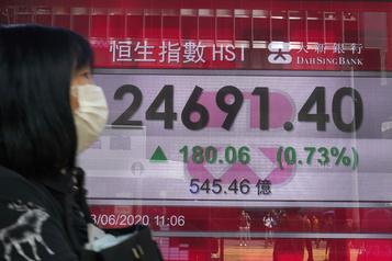 Les Bourses asiatiques se font peur mais terminent en hausse)