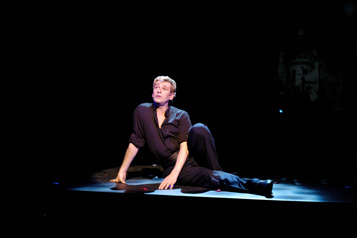 Le danseur étoile Patrick Dupond est décédé)