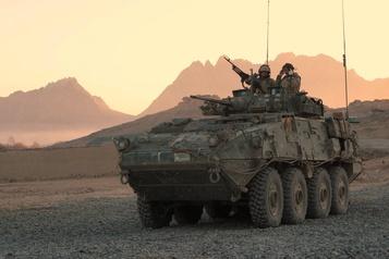 Le contrat de blindés à l'Arabie saoudite a été «revu»
