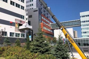 Nouvel appareil cardiaque au CUSM: une première au Canada