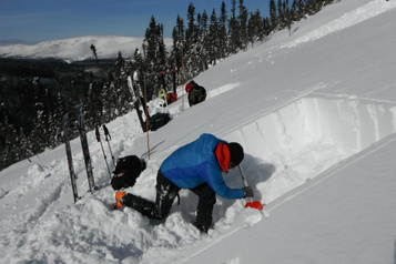 Prendre conscience durisqued'avalanches
