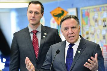 Des nouvelles écoles bâties avec des matériaux d'ici, annonce Québec