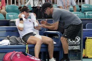 Sylvain Bruneau croit que Bianca Andreescu peut encore s'améliorer