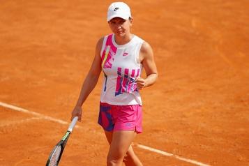 Simona Halep en finale à Rome pour la troisième fois)