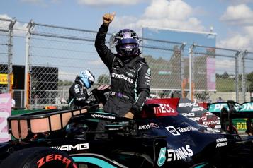 Grand Prix de Hongrie Lewis Hamilton va partir en tête)