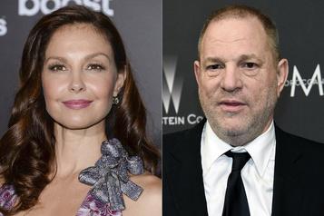 Ashley Judd autorisée à poursuivre Harvey Weinstein pour harcèlement sexuel)