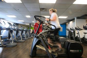 Discriminatoires, les gyms pourfemmes?