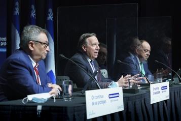 Points de presse Le PQ accuse Québec de manquer de transparence)
