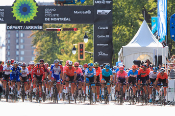 Les Grands prix cyclistes de Montréal et de Québec annulés)