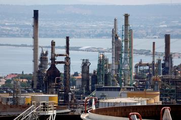 Le pétrole en baisse après une réunion de l'OPEP+)