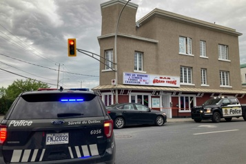 Saint-Hyacinthe Deux hommes trouvés morts dans un logement, la SQ enquête)