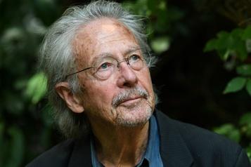 Peter Handke «étonné» de son prix Nobel de littérature