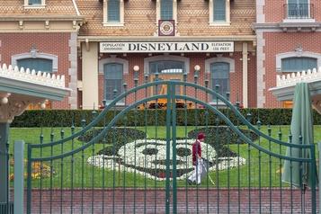 Réouverture des parcs d'attractions: des règles strictes imposées)