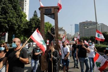 Explosion au port de Beyrouth Commémorations et colère un an plus tard)
